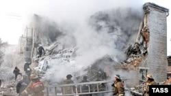 Взрыв на Малой Печерской улице унес жизни восьми человек