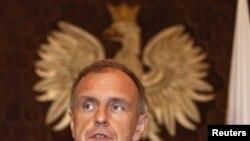 Министр обороны Польши Богдан Клих 29 июля подал в отставку