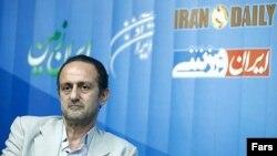 محمدتقی روغنیها، مدیرمسئول روزنامه ایران