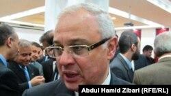 Египеттің туризм министрі Хишам Зазу. Ирак, 16 сәуір 2013 жыл.