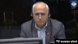 Ratko Kalabić u sudnici