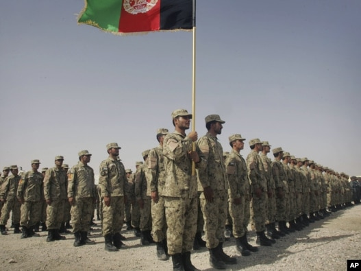 The allegations raise questions about the level of discipline in the Afghan security forces.