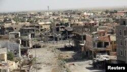 Pogled na grad Ramadi