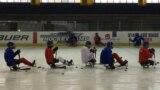 Українські ветерани хочуть розвивати новий вид спорту для України – хокей на санях