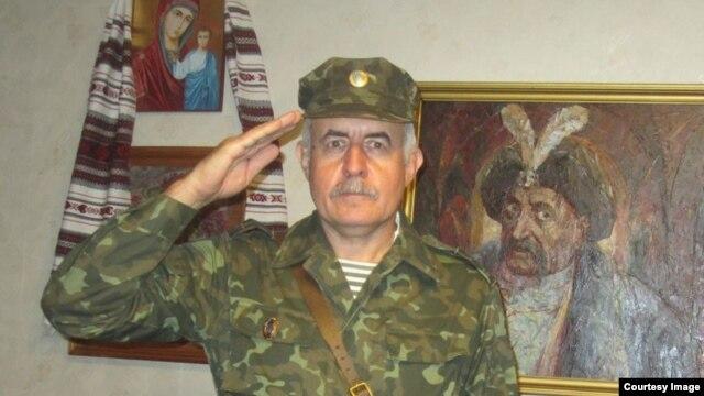 Колишній депутат Верховної Ради Микола Поровський, 31 серпня 2014 року