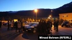 Ulaz u deponiju Uborak blokirali su oko 6 sati, u utorak ujutro