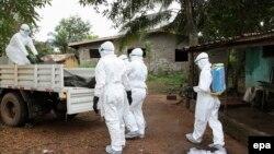 Эбола дар Либерия ҳам даҳҳо нафарро кушт.