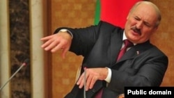 Беларус-- Лукашенко Александр, Беларусан президент
