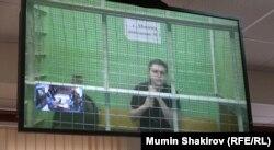 Анна Павликова в суде