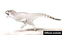Chenanisaurus barbaricus, Бат университетининг Милнер номидаги Тадрижий ривожланиш маркази ходими, доктор Ник Лонгрич тақдим этган сурат. Университет расмий сайтидан олинди.