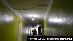 В коридоре севастопольского общежития