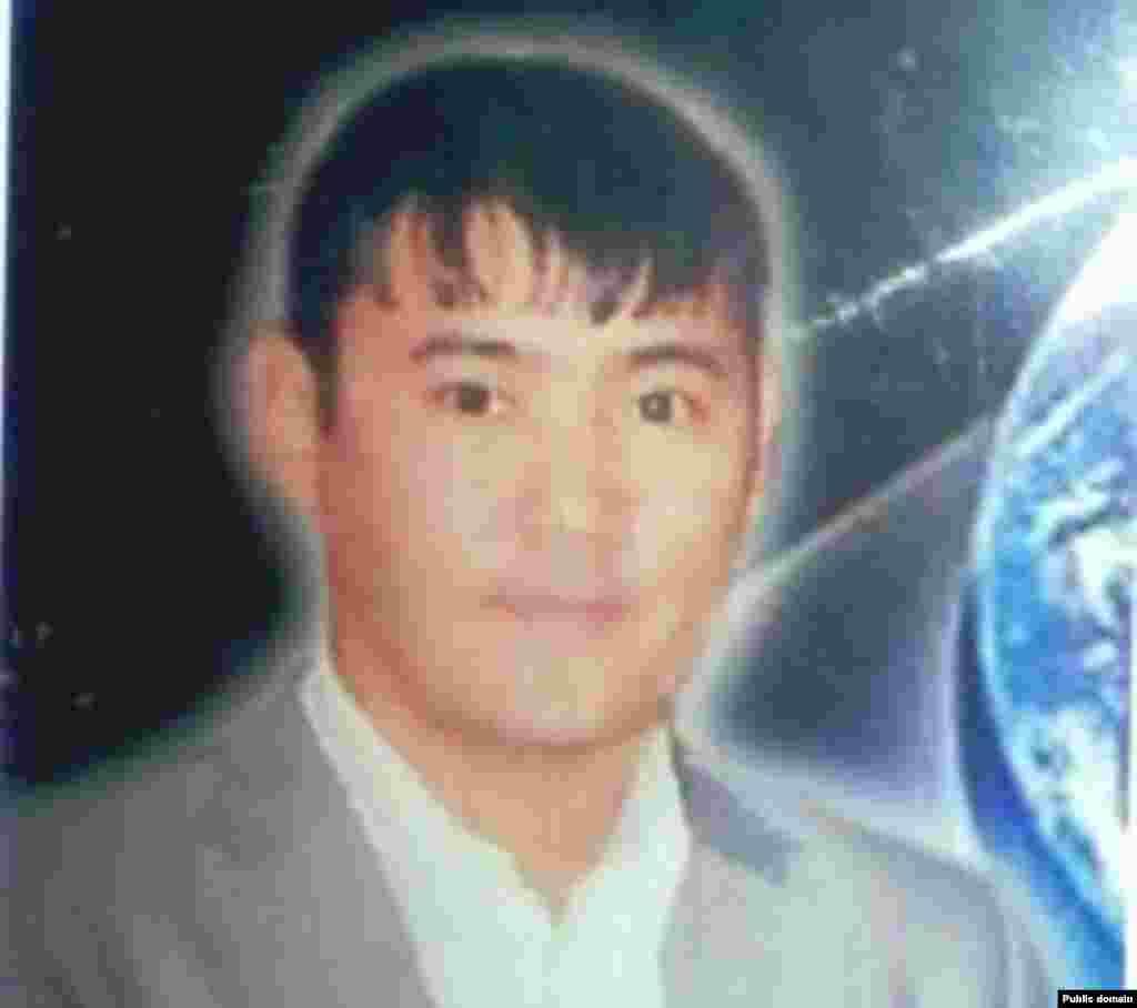 Аманбек Тұрғанбаев 2011 жылы желтоқсанда Жаңаөзен қаласында қаза болған.