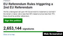 Təkrar referendum tələb edən imzaların sayı saatbasaat artır