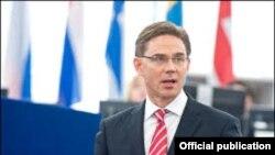 Юрки Катайнен, бывший премьер-министр Финляндии