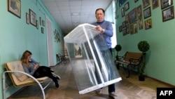 Подготовка избирательного участка