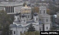 Catedrala Alexandr Nevsky la Simferopol
