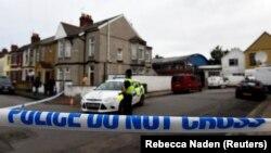 Полиция в Уэльсе. Иллюстративное фото.