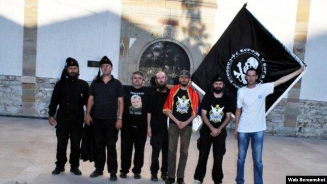 Pripadnici Četničkog pokreta