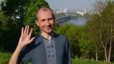 Российский политбеженец Алексей Ветров