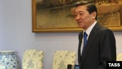 Серик Ахметов, в бытность премьер-министром.