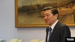Бывший премьер-министр и министр обороны Казахстана Серик Ахметов.