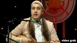 Айтыскер Нұрмат Мансұров. Шымкент, 15 наурыз 2013 жыл.