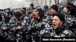 Эътирози миллатгароёни украинӣ дар Киев