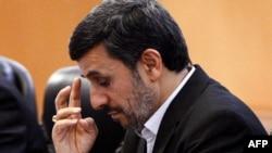 محمود احمدینژاد، رییسجمهوری ایران