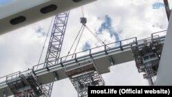 Будівництво Кримського мосту