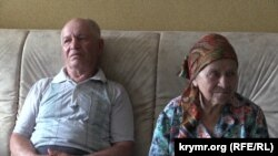 Сейдамет Аблаев и Джеваир Асанова - свидетели депортации крымскотатарского народа