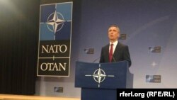Sekretari i Përgjithshëm i NATO-s Jens Stoltenberg