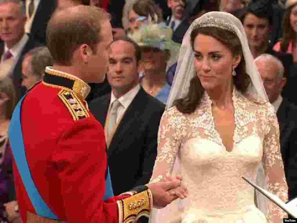 29 апреля 2011 г. – день свадьбы принца Уильяма и Кейт Миддлтон.