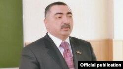 Rüfət Quliyev, arxiv foto