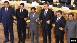 İqtisadi Əməkdaşlıq Təşkilatının (İƏT) Tehran sammiti, 11 mart 2009