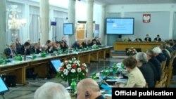 Заседание Парламентской ассамблеи НАТО в Варшаве