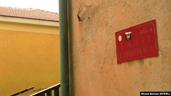Ulica Vokića i Lorkovića, Mostar