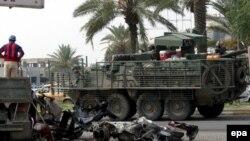ارتش امریکا اعلام کرد دست کم چهارده سرباز این کشور در دو روز گذشته در عراق کشته شده اند.
