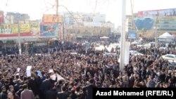 Протестите во Сулаиманија