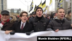 """""""Русский марш"""", архивное фото"""