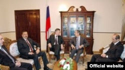 Minsk danışıqları, 28 noyabr 2006