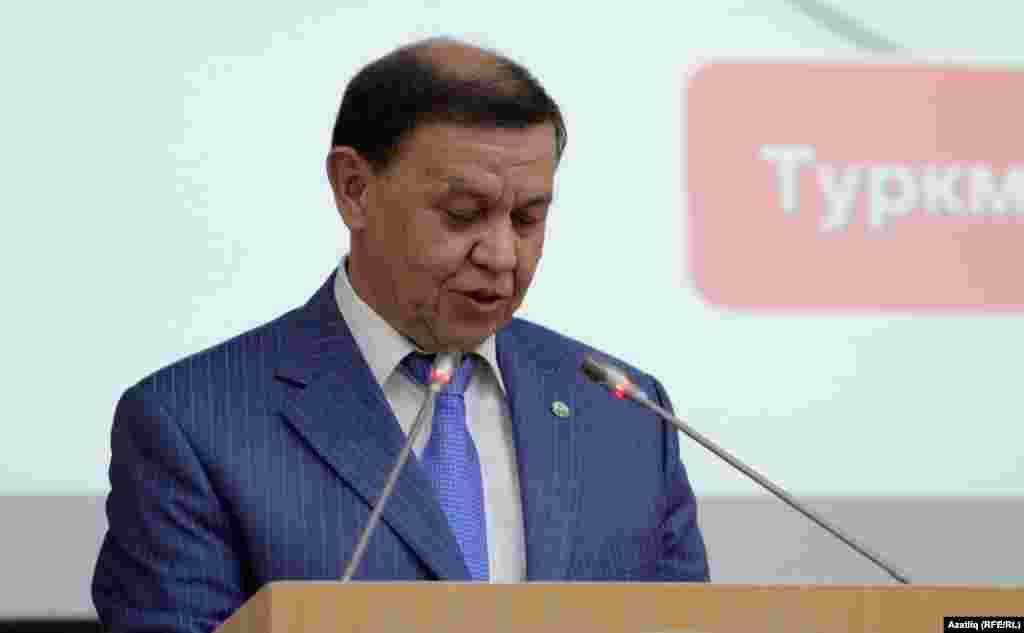 Академия президенты Мәгъзүм Сәлахов
