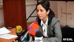 """Тея Тутберидзе заявила, что кадры издевательств над заключенными в тюрьмах, которые во многом обеспечили """"Грузинской мечте"""" победу на парламентских выборах, не могли быть засняты и распространены без ведома Вано Мерабишвили"""