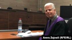 Sutkinja je navela da tužilaštvo nije iznelo ubedljive dokaze, na fotografiji tužilac Andrew Hughes