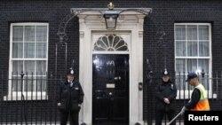 10 Downing Street - reședința premierului britanic