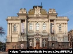 Національний музей у Львові на проспекті Свободи