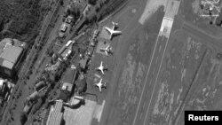 რუსული სამხედრო თვითმფრინავები კარაკასში ჩავიდნენ 2018 წლის დეკემბერშიც