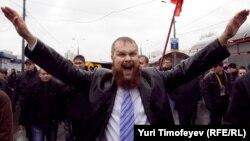 Дмитрий Демушкин - один из организаторов Марша