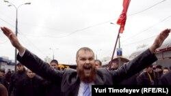 Дмитрий Демушкин намерен представлять интересы русского народа