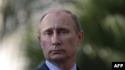 Владимир Путин, 2013