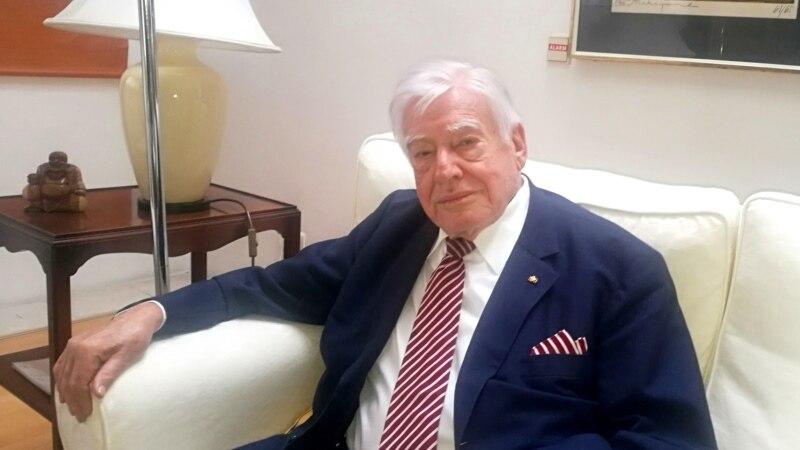 Švarc-Šiling: Dodik i Čović žele secesiju i treći entitet